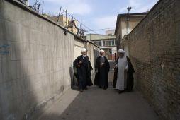 بازدید آیت الله اشرفی شاهرودی از مرکز تخصصی مطالعات تطبیقی مذاهب اسلامی مشهد