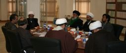 جلسه کمیته علمی همایش بین المللی ممنوعیت سلاح های کشتار جمعی از دیدگاه فقه اسلامی