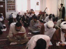آزمون ورودی مرکز فقهی مشهد مقدس سال تحصیلی 90-89