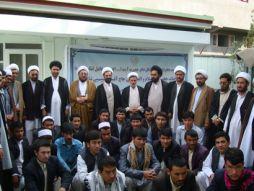 گزارش سالانه فعالیت های آموزشی- فرهنگی و عمرانی مراکز فقهی ائمه اطهار علیهم السلام در افغانستان - سال 1392