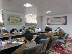بیستمین جلسه شورای مراکز تخصصی فقهی حوزه علمیه قم