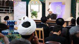 مراسم تجلیل از ممتازین مرکز تخصصی مطالعات تطبیقی مذاهب اسلامی