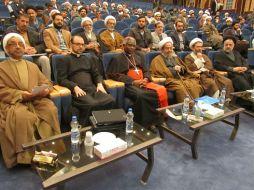 همایش نقش ادیان در تحقق عدالت و صلح از دیدگاه اسلام و مسیحیت برگزار شد