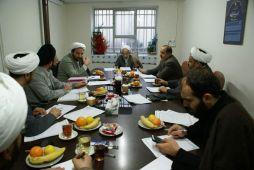 اولین جلسه گروه علمی مرکز تخصصی  مطالعات تطبیقی مذاهب اسلامی مشهد