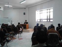 گزارش جلسه پژوهش بخش تفسیر با حضور اساتید محترم بخش