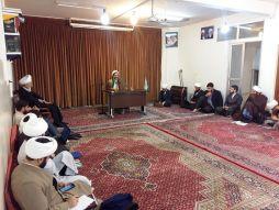 نشست مطالبه گری طلاب از نماینده مردم مشهد