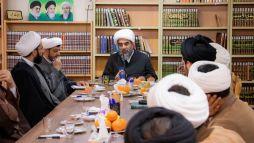 برگزاری جلسه شورای اساتید مرکز تخصصی مطالعات تطبیقی مذاهب اسلامی