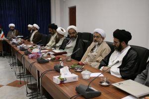 دومین جلسه هم اندیشی مدیران و مسئولین مراکز فقهی در مرکز فقهی ائمه اطهار(ع)