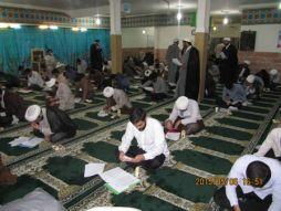برگزاری آزمون ورودی مرکز فقهی ائمه اطهار(ع) مشهد مقدس