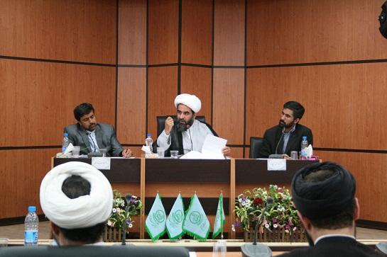 کلمة لسماحة آیة الله فاضل لنکراني(دامت برکاته) في الجلسة الختامیة للاجتماع المنعقد حول الفقه وحقوق الإنسان