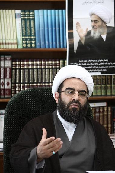 سخنرانی حضرت آیت الله حاج شیخ محمد جواد فاضل لنکرانی(دامت برکاته) در مراسم جشن پیروزی انقلاب اسلامی