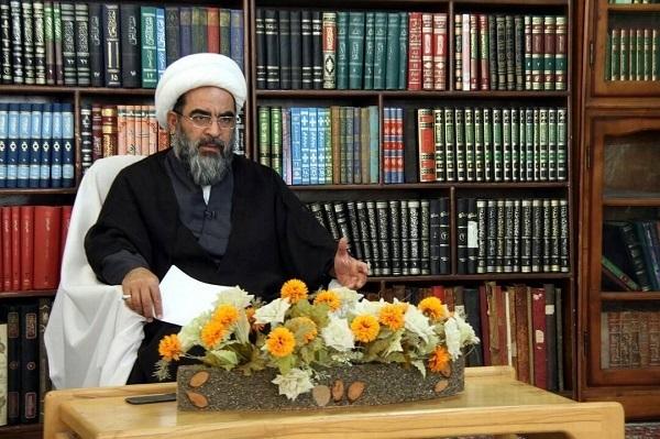 گفتگوی حضرت آيت الله فاضل لنکرانی(دامت برکاته) با افق حوزه