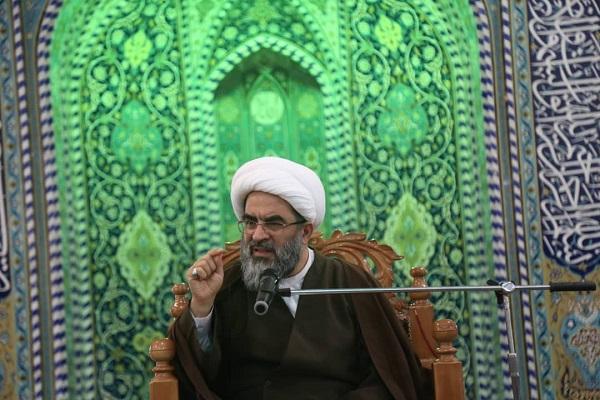 المسؤول البعيد عن القران مضر ومخل بنظام الجمهورية الاسلامية