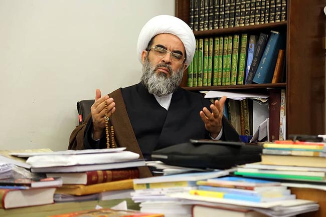 رسالت همه انبیاء مقدمه است برای حکومت جهانی حضرت بقية الله(عج)