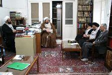 ديدار اعضاي شوراي اسلامي شهر قم