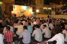 مراسم احیاء نیمه شعبان در مسجد امام حسن عسکری علیه السلام