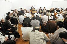 مراسم آغاز سال تحصيلي حوزه علميه مركز تهران