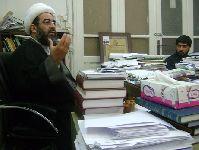 ديدار با جمعي از جوانان مذهبي کويت