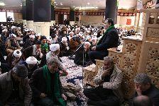 مراسم عزاداری شهادت امام حسن مجتبی(ع) در مرکز فقهی ائمه اطهار(ع)