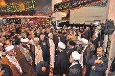مراسم بیست و چهارمین سالگرد ارتحال امام خمینی(ره) در شهر رشت