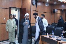 دیدار مدیران جامعة القرآن