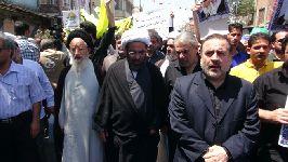 راهپیمایی روز قدس 1394