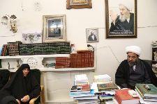 ديدار با جمعی از بانوان فرهنگی کشور کویت