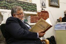 ديدار با رئيس سازمان فرهنگ و ارتباطات اسلامي