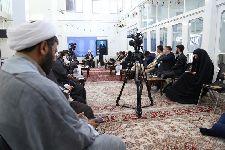 ديدار با شورای هماهنگی بزرگداشت دهه کرامت