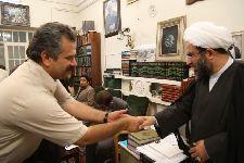 ديدار با اعضاي سازمان جوانان حزب اسلامی کار