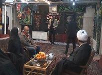 تشرف یک فرد مسیحی به دین مبین اسلام در حضور حضرت آیت الله فاضل لنکرانی(دامت برکاته)