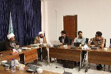 کنفرانس خبری رئیس مرکز فقهي ائمه اطهار(ع) پيرامون فعاليتهاي اين مرکز و بخشهاي تابعه