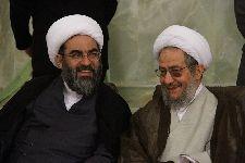 حضور معظم له در مراسم افتتاح مسجدامام حسن عسکري 94.2.10
