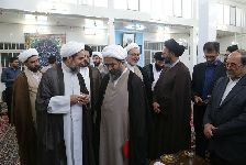 ديدار با اعضاي شوراي هماهنگي بزرگداشت دهه کرامت