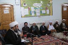 مراسم افتتاحیه سومين سال دروس مرکز فقهی امام علی(ع)