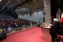 سخنرانی در مراسم اختتاميه جشنواره ملی نمادهای شهری رضوی