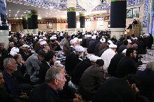 مراسم سوگواري سالروز شهادت امام حسن مجتبي(ع) 95/8/17