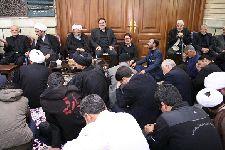 مراسم سوگواري سالروز شهادت امام حسن مجتبي(ع)