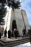 بازدید از اماکن تاريخي و مذهبي تبریز