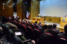 سخنرانی در همایش سردفترداران ودفتریاران استان قم