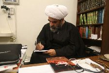 دیدار با آقاي عمر اواز استاد دانشگاه آمريکا