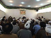 مراسم اختتاميه دروس مرکز فقهي ائمه اطهار(ع) تهران