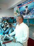 قرائت پيام معظم له در بيست و نهمين تجمع سالانه سازمان اصغريه (پاکستان)