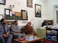 ديدار شوراي مرکزي هيأت مذهبي