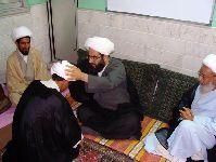 عمامه گذاري طلاب پاکستاني