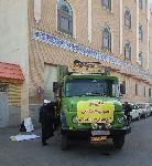 کمکهای غیرنقدی دفتر آیت الله فاضل لنکرانی برای کمک به زلزلهزدگان غرب کشور