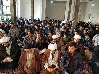 سخنرانی در جمع طلاب حوزه علميه حاج محمد ابراهيم خوانساری اراک