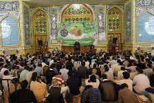سخنراني در جمع معتکفین مسجد مقدس جمکران 96/1/22