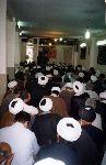 جلسه سالگرد مرحوم آيت الله العظمي فاضل لنکراني در دفتر مشهد