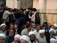 مراسم اربعین درگذشت آیت الله العظمي فاضل لنکرانی(قده)